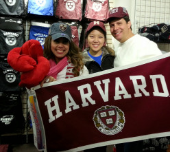 Hobnobbing at Harvard: My Date with Ivy