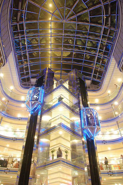 Carnival Fantasy Atrium