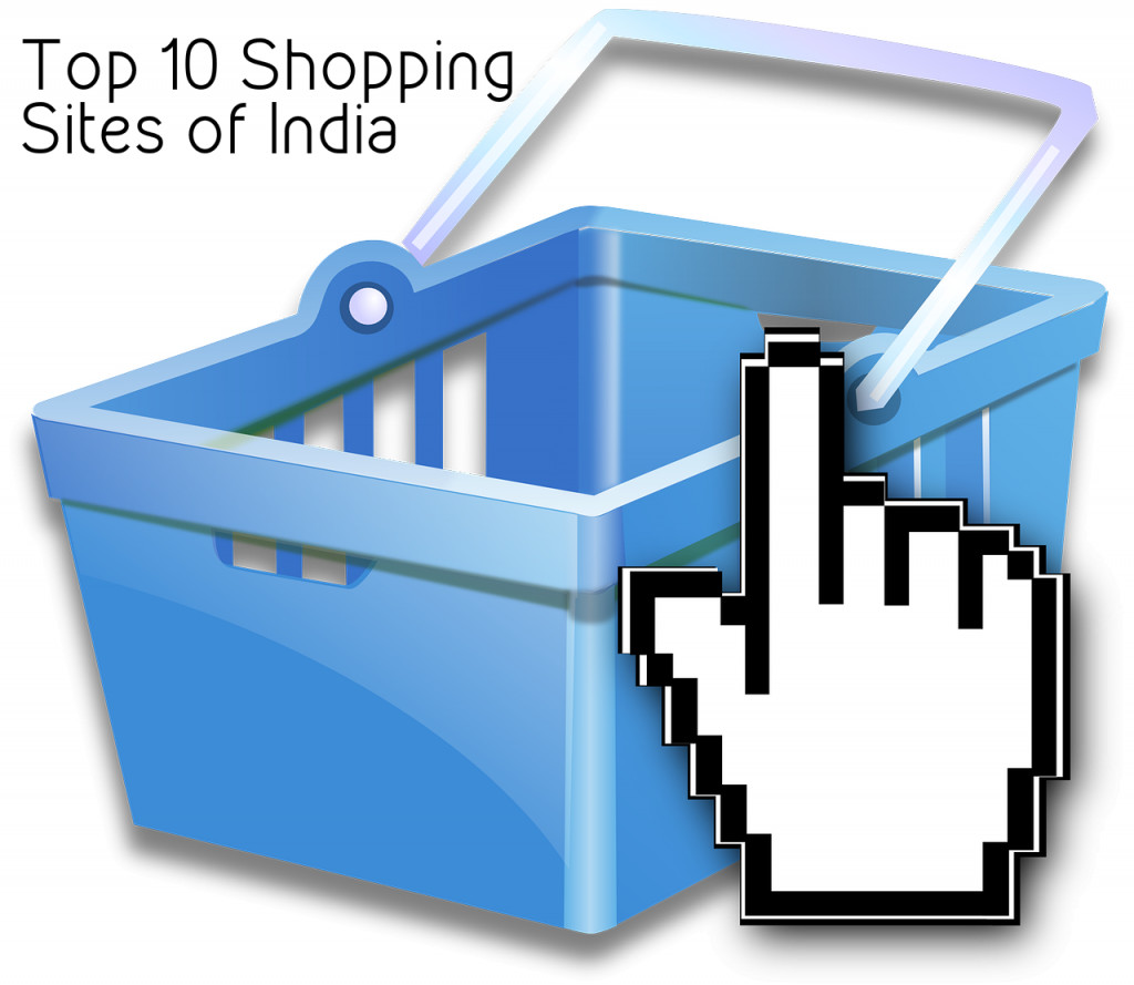 Top 10 best online shopping sites in india for Best online retail sites