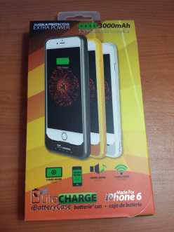 A Hands on Look of the LifeCHARGE iBatteryCase for iPhone 6