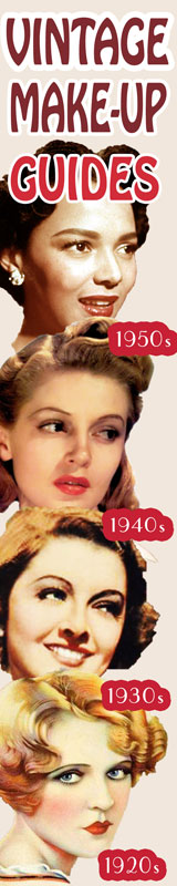 Make-up  since 1920s