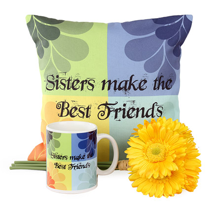 Best Friend Combo for Sister