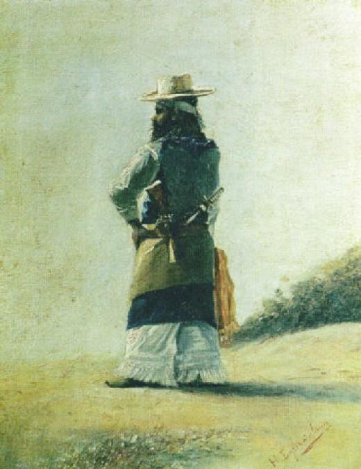 "Gaucho - ""Horacio Espondaburu"