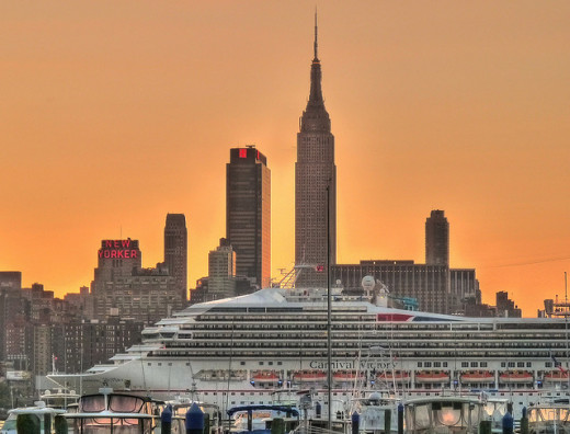 Carnival Victory NYC