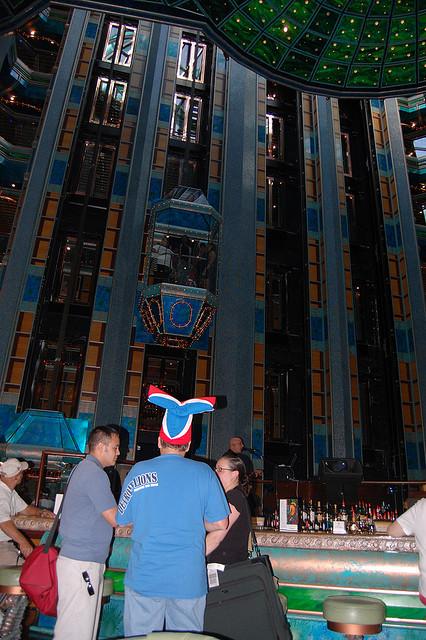 Seven Seas Lobby