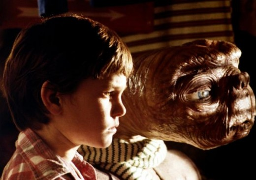 from the film E.T.