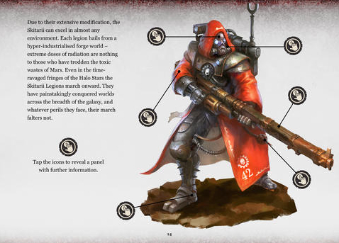 Skitarii Codex Review