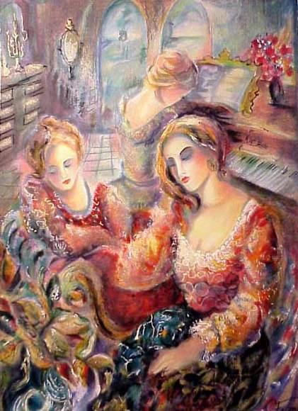 STRINGS OF MUSIC by Sevitt Francis