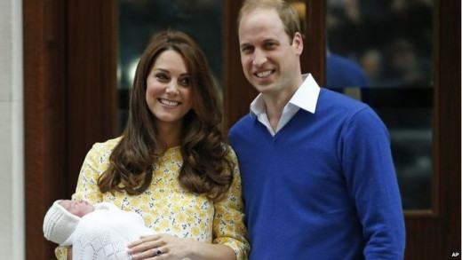 Baby girl for Princess Kate and William