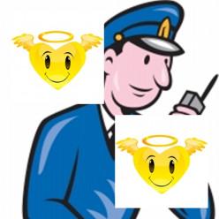When Cops Do Good Deeds