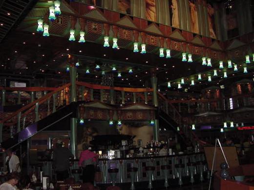 Carnival Miracle Atrium