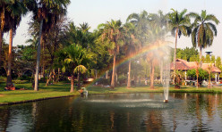 Buak Haad Park in Chiang Mai, Thailand: A Visitors' Guide