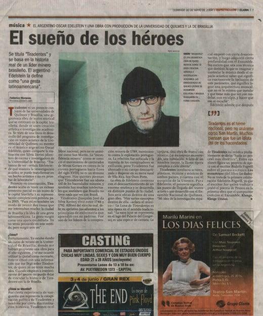 El Hecho by Oscar Edelstein