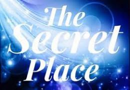 The Spirit Hides Us In A Secret Place