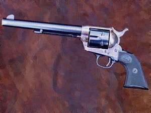 Colt Peacemaker Pistol