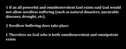Free Will, God and Suffering