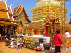 Doi Suthep Temple in Chiang Mai, Thailand: A Visitors' Guide