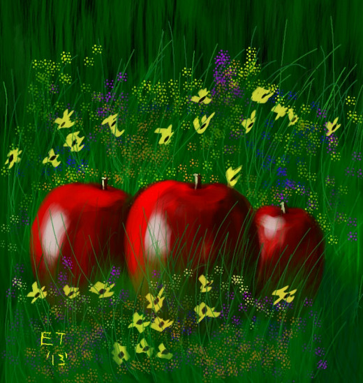 'Fresh Apples'