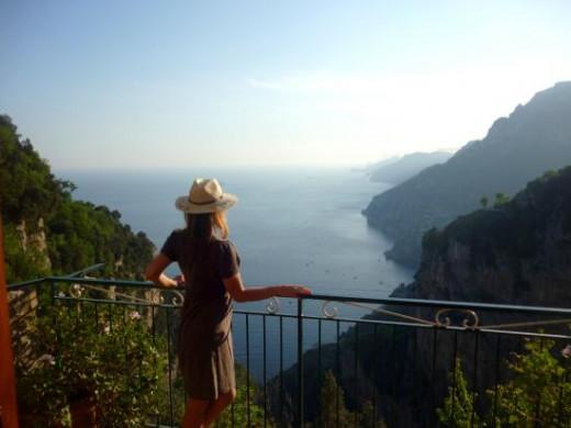 View from Villa Sofia