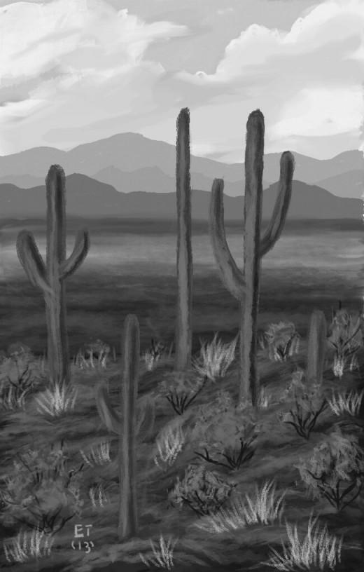 'Desert Air'