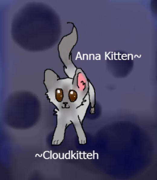 8. Anna Kitten