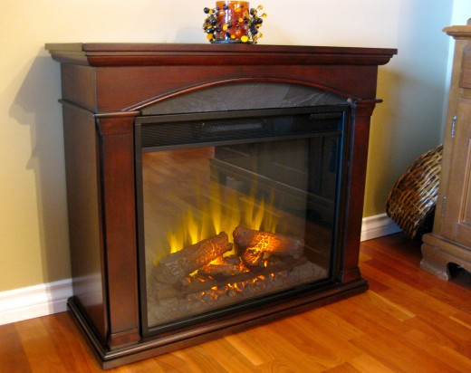 This electric fireplace was one of my unnecessary purchases. Although I loved it, we rarely used it! Finally, I placed it on craigslist. It sold for more than I paid for it! I don't miss it at all.