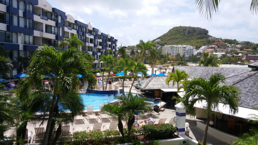Sint Maarten The  Royal Palm Beach Resort