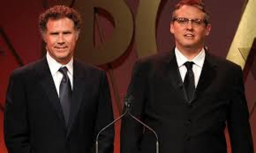 Ferrell & McKay don't come across as sensitive types.
