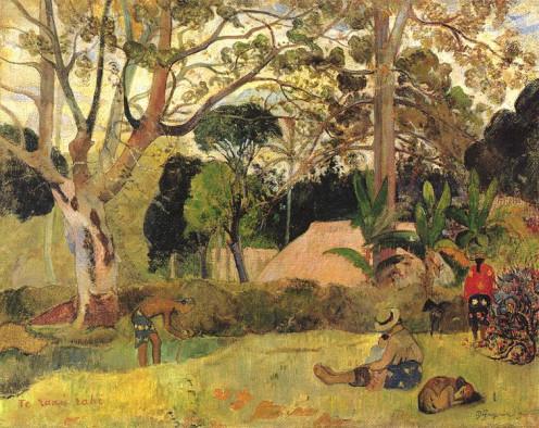 Te raau rahi, Gauguin (1891)