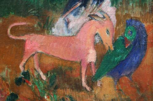 Le Sorcier d'Hiva Oa, Gauguin (1902)