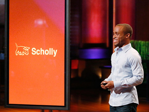 Christopher Gray, founder of Scholly.