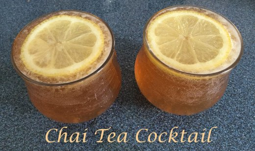 Chai Tea Cocktail