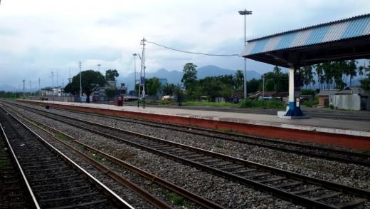 Hasimara Railway Station; NFR