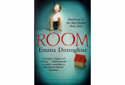 Room, and other books by Emma Donoghue