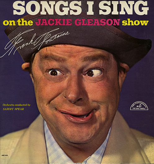 Frank Fontaine -- what a singer!