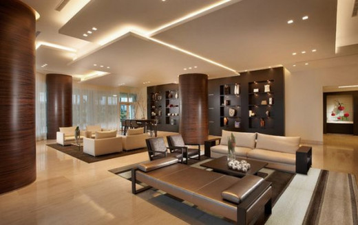 Beautiful LED Ceilings for your Home