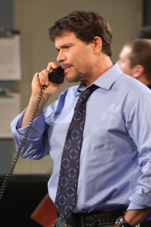 Hold the phones, Peter Reckell's returning for the 50th anniversary.
