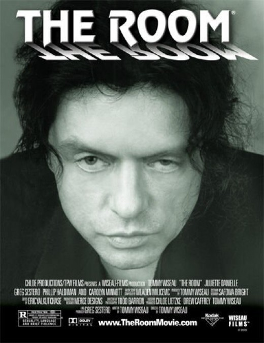Poster for The Room