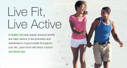 Live fit  and Active