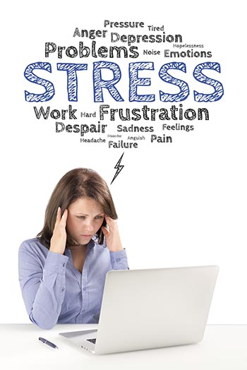 Symptoms of Stress:  Can Influence Organizations in Several Negative Ways.