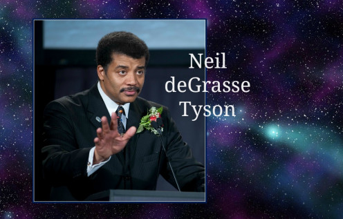 Neil deGrasse Tyson is The People's Astrophysicist.