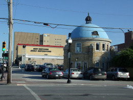 (Blue Dome District)