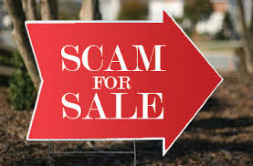 The Internet is making it easier for con artists in scraping scams to sell or lease houses they do not own.