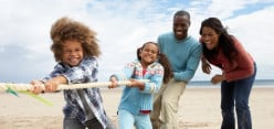 Stress Free Vacationing With Children