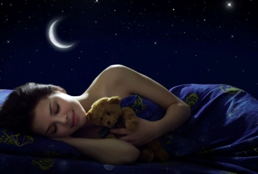 When we sleep at night, we let ourselves drift into the far corners of our mind. Then, dreams enter and makes our sleep even better.