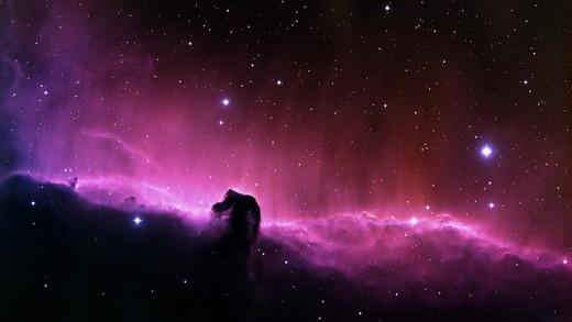 Horsehead Nebula - The Universe