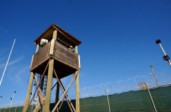 The look-out tower.