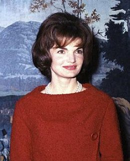 Jacqueline Kennedy 1961