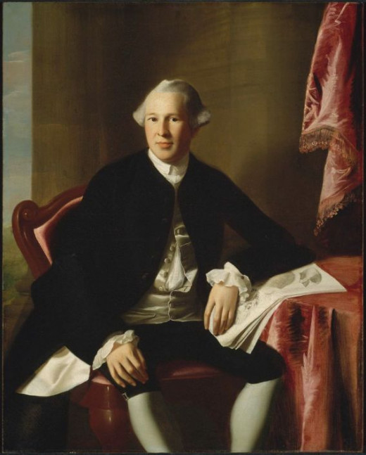 Joseph Warren by John Singleton Copley (1738–1815)