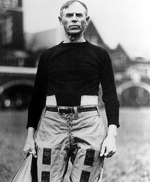 Georgia Tech coach John Heisman, later the namesake of the most famous trophy in American College football, was the mastermind behind the massacre.
